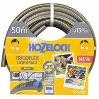 116249 50m PVC Grey,Yellow garden hose - Hozelock
