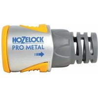2030 Pro Metal Hose End Pipe Connector 1/2' 12.5mm - Hozelock