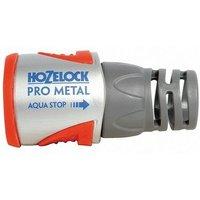 2035 Pro Metal Aqua Stop Hose Connector 12.5 - 15mm - Hozelock