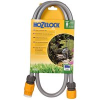 Hozelock 6005 Hose Cart Reel Connector Hose Set and Connectors For Outdoor Tap