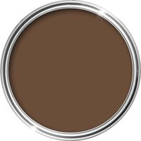Insulating Masonry Paint 5L (Leaf Brown) - 5 L - HQC