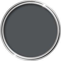 HQC Smooth Masonry Paint 10L (Classic Grey) - 10 L