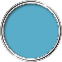 HQC Smooth Masonry Paint 10L (Pale Blue) - 10 L
