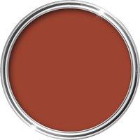 HQC Smooth Masonry Paint 10L (Red Brick) - 10 L
