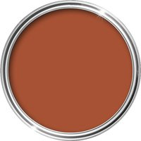 Smooth Masonry Paint 1L (Rich Red) - 1 L - HQC