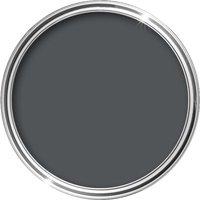 Smooth Masonry Paint 2.5L (Classic Grey) - 2,5 L - HQC