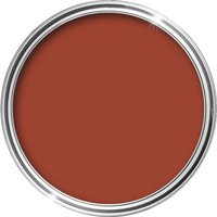 HQC Smooth Masonry Paint 2.5L (Red Brick) - 2,5 L