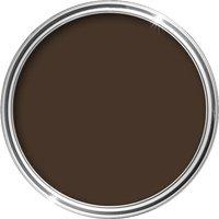 Smooth Masonry Paint 5L (Brown) - 5 L - HQC