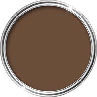 Smooth Masonry Paint 5L (Leaf Brown) - 5 L - HQC