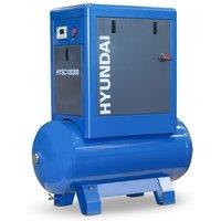 Hyundai 10hp 300 Litre Screw Compressor | HYSC100300