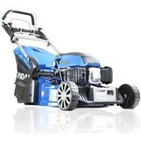 Hyundai 21 530mm Self Propelled 196cc Petrol Rear Roller Lawnmower | HYM530SPR