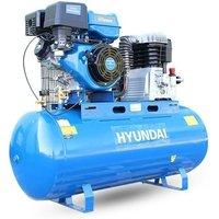 Hyundai HY140200PES Electric Start Petrol Air Compressor 29c