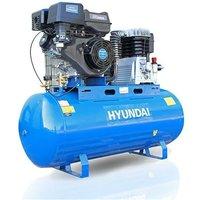 200L Litre Air Compressor, 29CFM/145psi, Twin Cylinder Belt