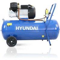 Hyundai HY30100V 100 Litre V-Twin Direct Drive Air Compresso