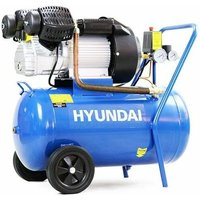 Hyundai HY3050V 3HP, 50 Litre V-Twin Direct Drive Air Compre