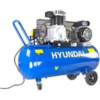 Hyundai HY3100P 100 Litre Belt Drive Air Compressor