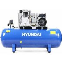 Hyundai HY3150S 150L Litre Belt Drive Electric Air Compresso