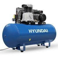 Hyundai HY3200S 200L Floor-Mounted Belt Drive Air Compressor