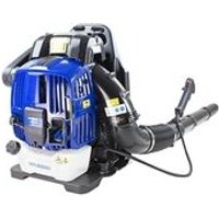 Hyundai 76cc 4-Stroke Backpack Petrol Leaf Blower | HY4B76