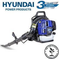 Hyundai HYB5200 52cc 2-Stroke Backpack Petrol Leaf Blower