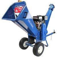 Hyundai 420cc Petrol 4-Stroke Wood Chipper/Shredder/Mulcher | HYCH1500E-2