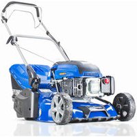 Self Propelled 17 43cm / 430mm 139cc Petrol Roller Lawnmower | HYM430SPR - Hyundai