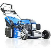 HYM480SPER 19 48cm 480mm Self Propelled Electric Start 139cc Petrol Roller Lawn Mower - Includes 600ml Engine Oil - Hyundai