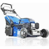 19 48cm / 480mm Self Propelled 139cc Petrol Roller Lawnmower| HYM480SPR - Hyundai