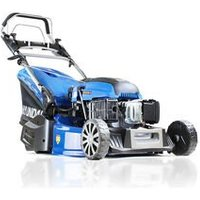 Hyundai 21/53cm 196cc Electric -Start Self-Propelled Petrol Roller Lawnmower | HYM530SPER