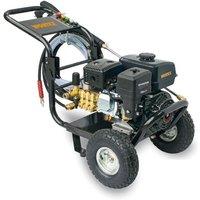 Wortex - Idropulitrice 186 Bar motore a scoppio 6,5 HP 1 l/min acqua fredda professionale