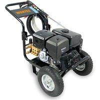 Wortex - Idropulitrice 250 Bar motore a scoppio 13 HP 18 l acqua fredda 4 tempi benzina