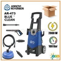 Idropulitrice Semi Professionale Annovi Reverberi AR 473 160 Bar 2000 WATT