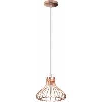 Industrial Vintage Pendant Light Modern Metal Cage