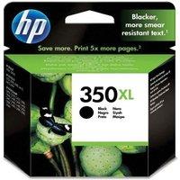 CB336E 350XL Black Cartridge - Hewlett Packard