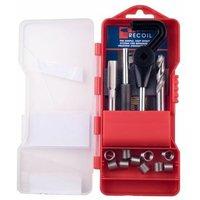 RCL38128 Metric Thread Repair Kit Extra Fine M12.0 - 1.25 Pitch 10 Inserts - Recoil