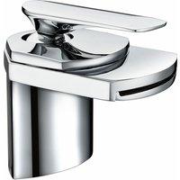 JTP Gant Basin Mixer Tap with Click Clack Waste - Chrome - JUST TAPS PLUS