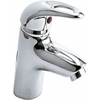 JTP Gio Mini Mono Basin Mixer Tap - Chrome