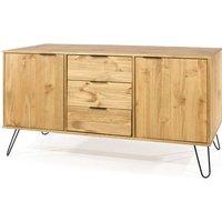 June medium sideboard 2 doors 3 drawers