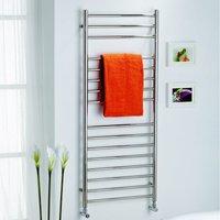 Orlando Designer Towel Rail Straight 1500mm x 600mm - K-rad
