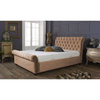 Kensington Clay Malia Double Bed Frame