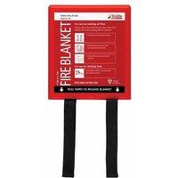 FB1 Fire Blanket 1.1 x 1.1m KIDFB1