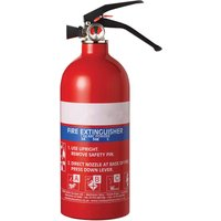 Kidde - Multipurpose Fire Extinguisher 1.0kg ABC