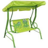 Kids Swing Seat Green - YOUTHUP