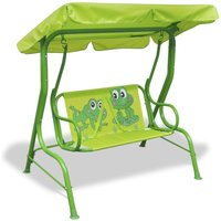 Kids Swing Seat Green - ASUPERMALL