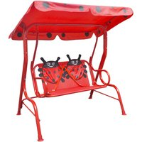 Zqyrlar - Kids Swing Seat Red - Red