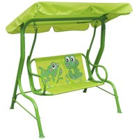Kids Swing Seat with Stand by Green - Freeport Park