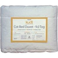 Kudl Kids Cotbed Duvet 9.0 Tog - Kidsaw