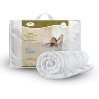 King Size Duvet and 2 Deluxe Pillows-King 13.5 Tog Quilt and 2 Superfirm Pillows