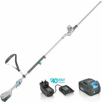 (kit) 40V Cordless EB918D battery Pole Hedge Trimmer - Swift