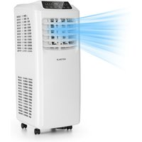 Klarstein - Pure Blizzard 3 2G Mobile Air Conditioner 7,000 BTU / 2.1 kW White